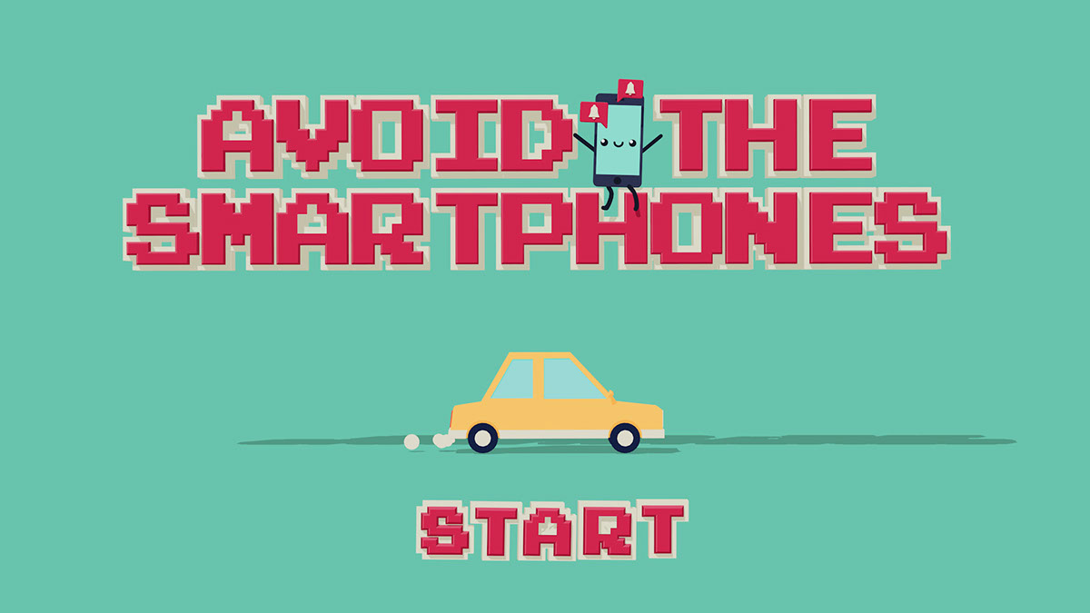 Fondation Maif Avoid the smartphones motion 1