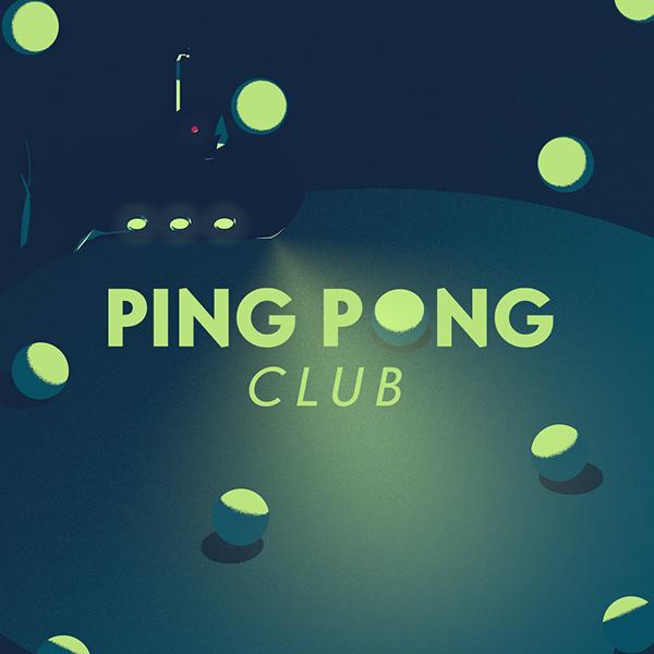 Ping Pong Club Motion Title abbyss