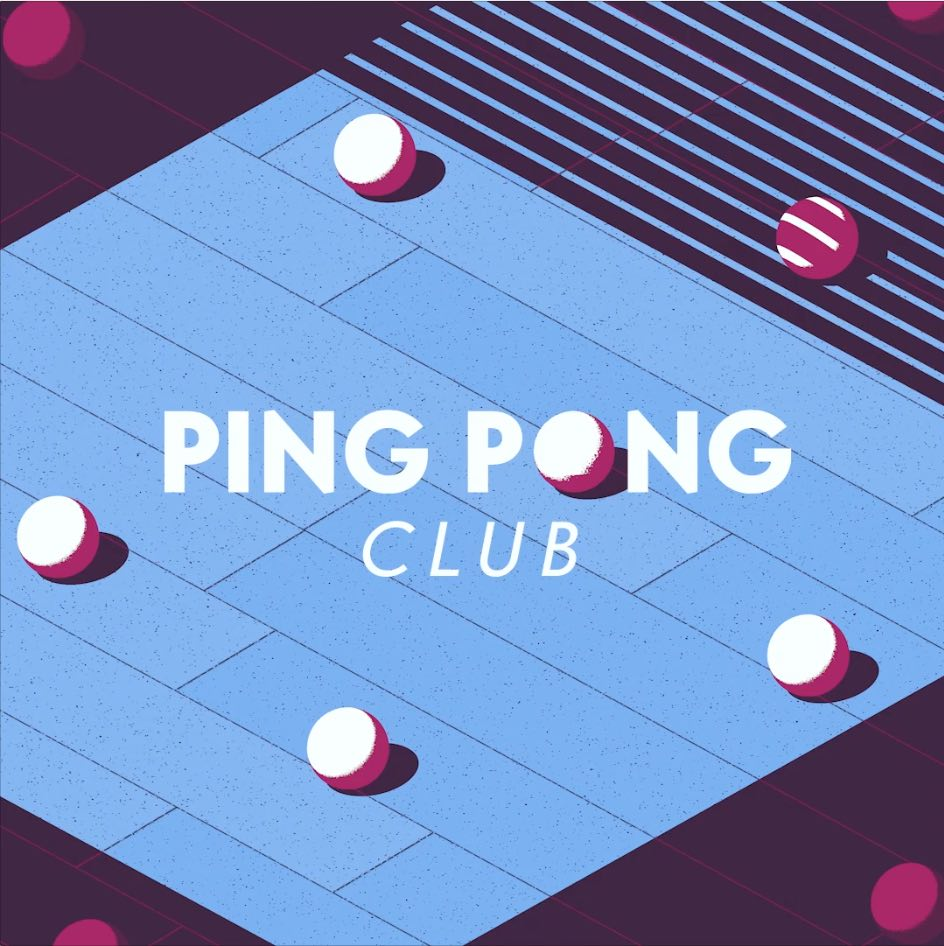Ping Pong Club Motion Title quarantine