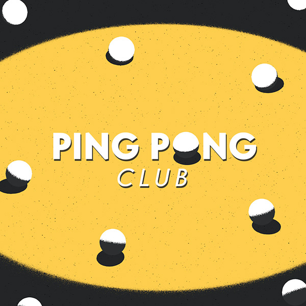 Ping Pong Club Motion Title UFO